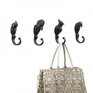 China Cyan Design 04344 Cockatoo Hook Coat Rack, Old World on sale