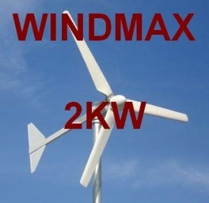 China Wind Turbine 2kw/48V  wind generator for on sale