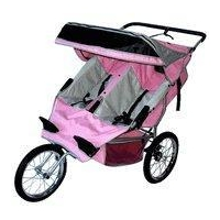 China BeBelove Evo Double Jogger 3rd Generation (SKU: 465-3) on sale