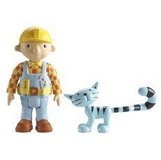 China Bob the Builder 2 Figure Pack - Bob and Pilchard on sale
