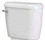 China AMERICAN STANDARD Oakmont Champion toilet tank WHITE on sale