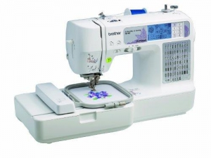 China Brother SE400 Computerized Embroidery and Sewing Machine on sale