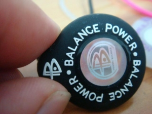 China Power Balance Necklace 023 on sale