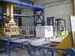 China Fully Automatic Block Making Production Line on sale