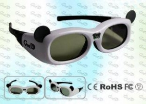 China GT600 Kids supper Universal professional shutter glasses on sale