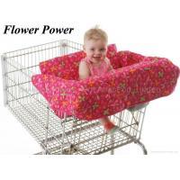 Baby Shopping Cart Cover-Flower Power