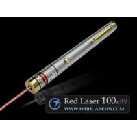 Oven Series 650nm 100mW Red Laser Pointer