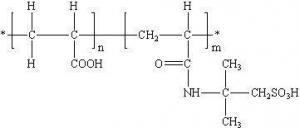 China Acrylic Acid-2-Acrylamido-2-Methylpropane Sulfonic Acid Copolymer (AA/AMPS) on sale