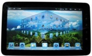 China 10 Inch Touch Screen Tablet PC on sale