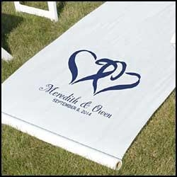 China Aisle Runner - Linked Hearts on sale