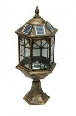 China Outdoor Solar Table Lamps on sale