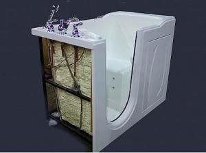 China Walk In Bathtubs on sale
