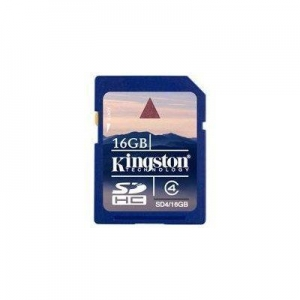 China Kingston 16GB SDHC Class 4 Memory Card on sale