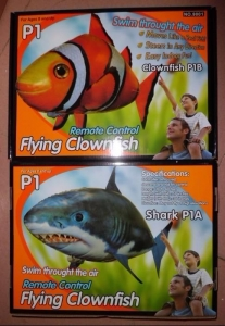China RC air swimmer,RC fly Fish,air fish with auto fly mode new to the marketing on sale