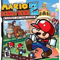 Mario Vs Donkey kong 2 la marcia dei mini