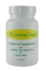 China Restore Gray Vitamins for Gray Hair on sale