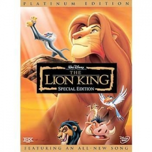 China The Lion King , Two-Disc Set, Platinum Edition on sale