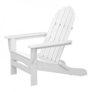 China Poly-Wood CBAD Classic Adirondack Curveback Outdoor Lounge Chair on sale