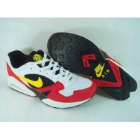 China Nike Air Max Mens 92 Shoes - White/Red/Yellow on sale