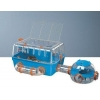 China Ferplast - Combi 2.2 Small Animal Cage 70 x 37 x 22cm for sale