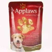 Applaws - Dog Food Chicken & Beef Pouch 150g (18 Pack)