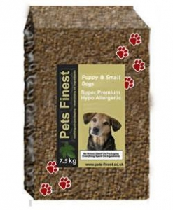 China Pets Finest / Cobby's Best - Puppy & Small Dog Food Chicken & Rice 7.5kg on sale