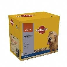 China Mars Petfoods - Pedigree Senior Dog Food Multi Pack Pouch 300g (8 pack) on sale