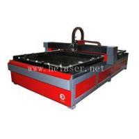 China Fiber Sheet Metal Laser Cutting Machine on sale