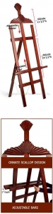China Wood Easels on sale