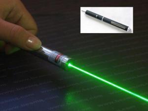 China 200mw Green Laser Light Match on sale