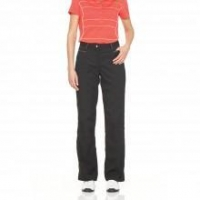 Callaway Chev Convertible Ladies Golf Trousers - Black