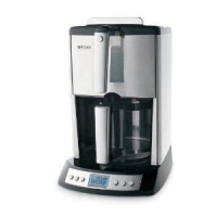 Saeco Easy Fill 12-Cup Automatic Drip Coffee Maker, Stainless Steel