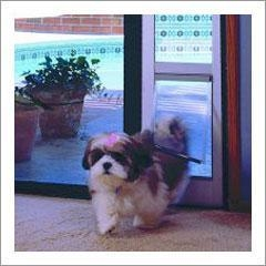 China Ideal Fast Fit Cat Patio Door on sale