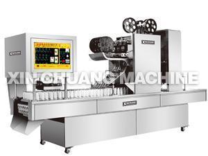 China CFA-12 Full Automatic Bottle Filling & Sealing Machine on sale