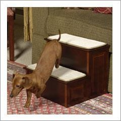 China Mr. Herzher's Decorative Wood Pet Stairs on sale
