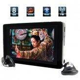 China 8GB MP4 + MP3 media Player with FM Transmitter (3 Inch LCD)[CVID-C24] on sale