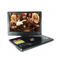 China Portable Multimedia DVD Player with 12 Inch Widescreen[CVIB-E21] on sale