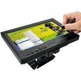 China 8 Inch LCD Touchscreen Monitor (AV, VGA, HDMI, Car Kit)[CVFQ-E118] on sale