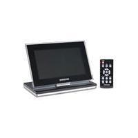 """Samsung 800P LP08PSMSB/ZA 8"""" 16:9 Picture Frame - Black[TD-S203-3322]"""