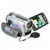 China HD Camcorder - High Definition Digital Video Camera (Silver)[CVSE-704-2GEN-SILVER] on sale
