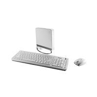 ASUS Eee Box X202-X31P Mini Desktop PC with Intel Atom Processor[Wal-EBXB202-WHT-X0081]