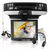 China Roof-Mounted 10.4 Inch TFT-LCD Monitor + DVD Player -Black[CVECL-P721-BLACK] on sale