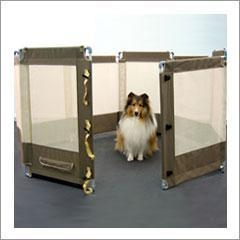China It'z A Breeze Too Soft-Sided Dog Exercise Pen on sale