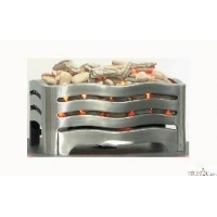 China Basket Electric Fires on sale