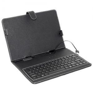 China Leather Case Keyboard+Stylus For 10.2 aPad ePad Tablet PC on sale