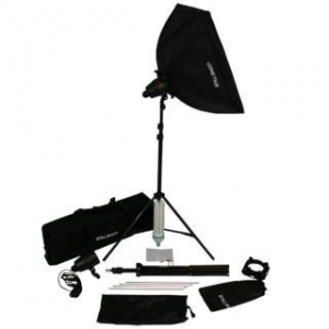 China Studio Photography Softbox Lighting Kit on sale
