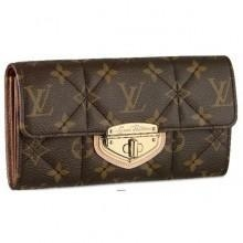 China Louis Vuitton Monogram Canvas Sarah Wallet Etoile on sale