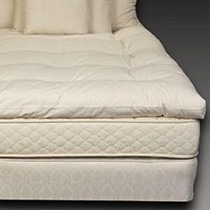 China Organic Wool Mattress Pads on sale