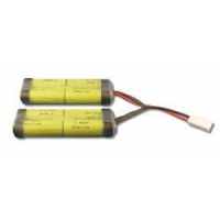 9.6V 1700mAh SANYO Nicad A Cell Nun-Chuck Battery Pack