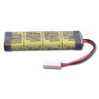 9.6V 600mAh SANYO Nicad 2/3A Mini Battery Pack